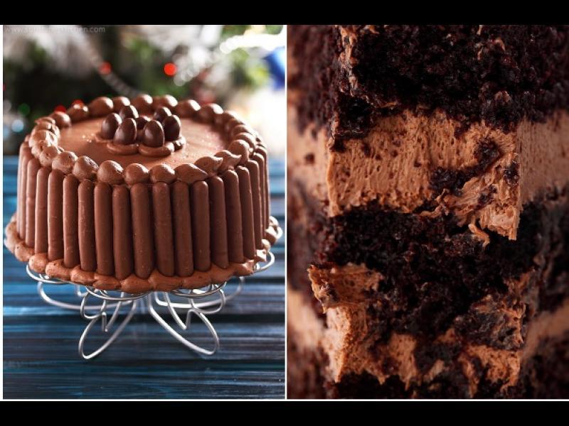 Време е да дебелеем: Как да си направите вкусна шоколадова торта?
