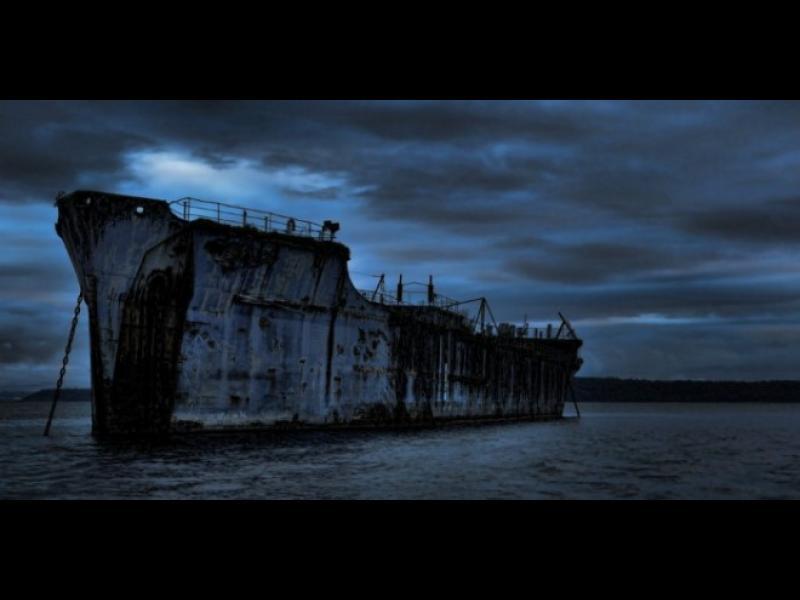Призрачният кораб, който няколко десетилетия плава неуправляем
