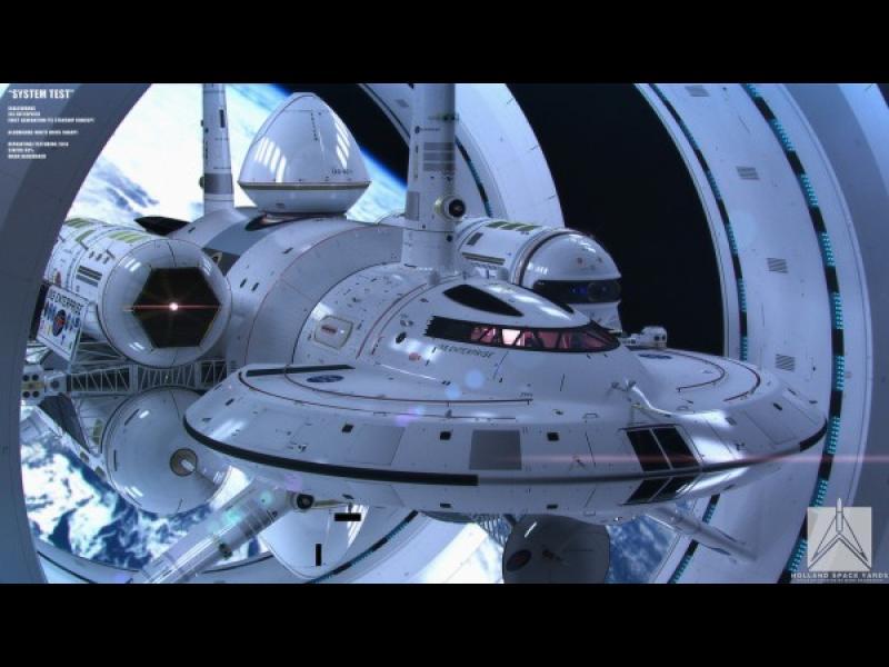 НАСА разработва нов кораб, базиран на концепция от филма Star Trek