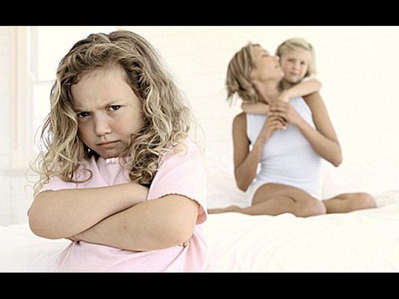 Как да овладеем ревността на детето?