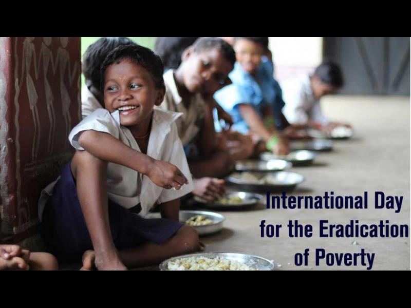 Един милиард жители на планетата все още живеят в крайна бедност