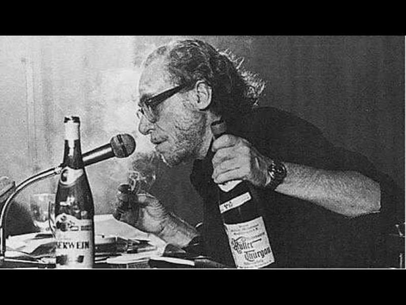 Петък вечер, нека се вдъхновим от един ексцентричен писател - Буковски