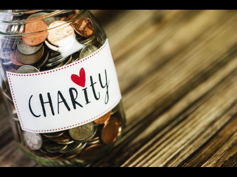 В Националния ден на благотворителността...
