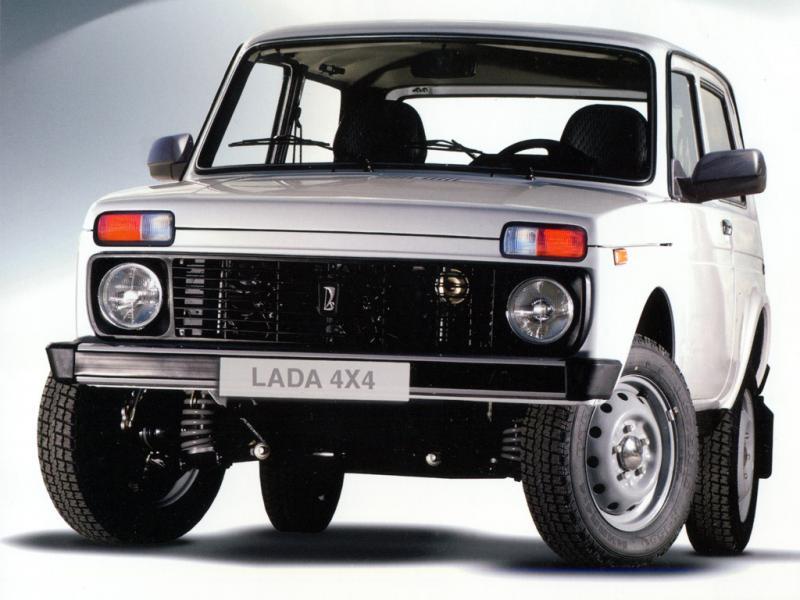 Започна производството на модернизираната Lada 4x4