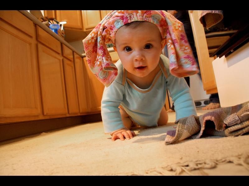 Най-опасните предмети за малките деца