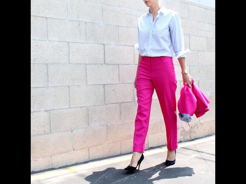 Kак да се обличате като блогърка?