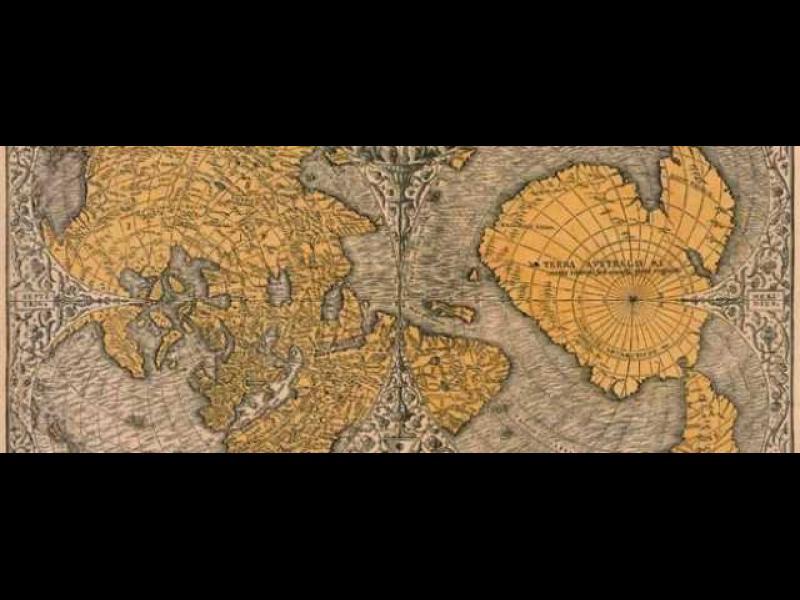 Мистериозната карта на османския адмирал Пири Рейс