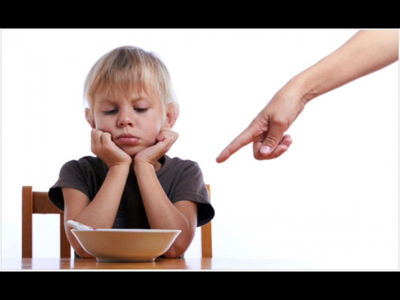 Как да накарате злоядо дете да се храни?