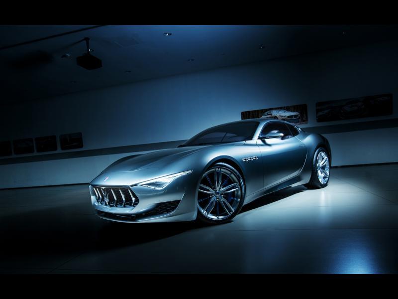 Maserati отлага Alfieri за 2020 година