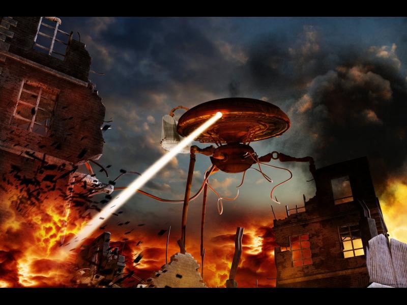 Днес започва войната с Марс...