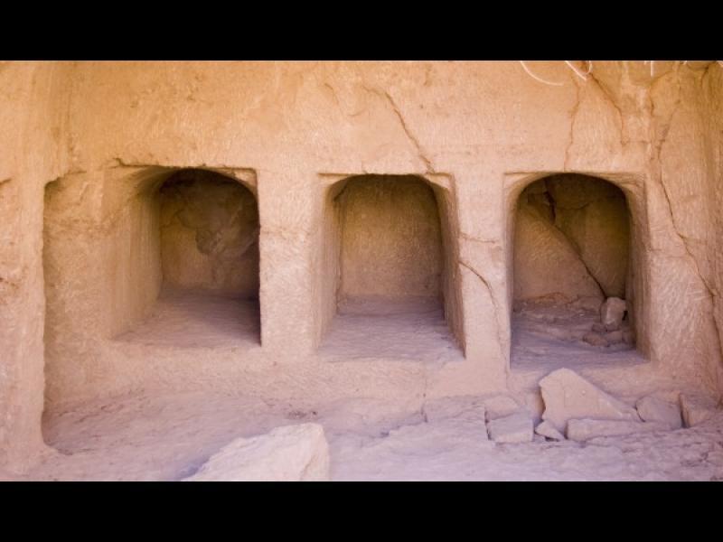 Най-странните гробници по света