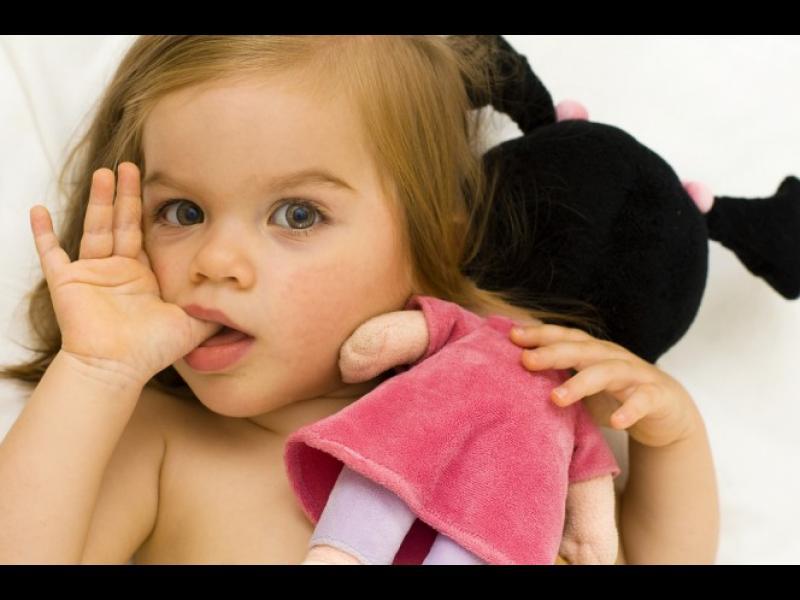 Смученето на пръста - вредно или полезно за нашето дете?