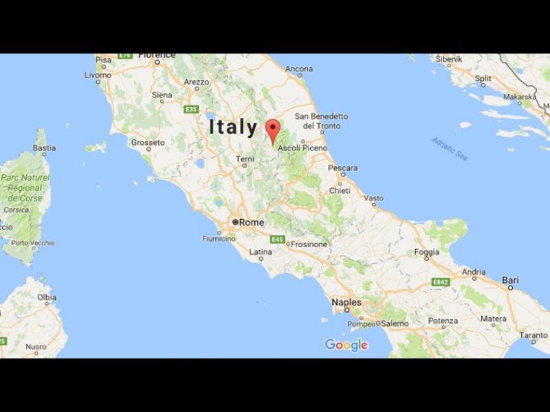 Още по-силно земетресение разлюля Рим /ВИДЕО/