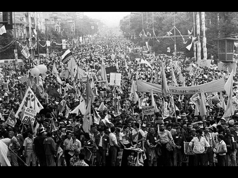 27 години в парламента се търкалят едни и същи