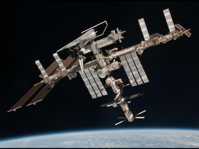 Проект МКС/ISS: Началото