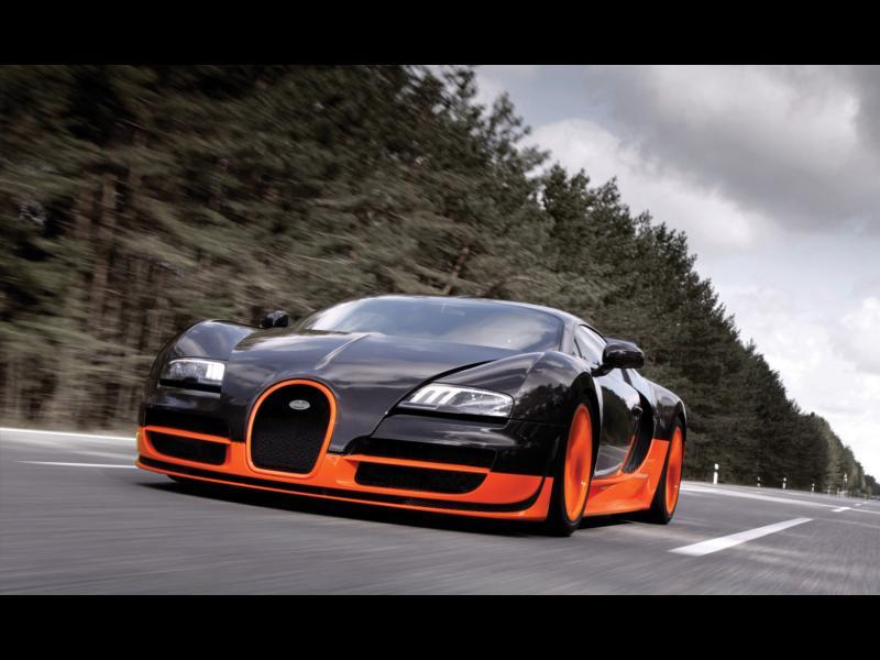 """""""Bugatti Veyron"""" се продава за 80 000 долара"""