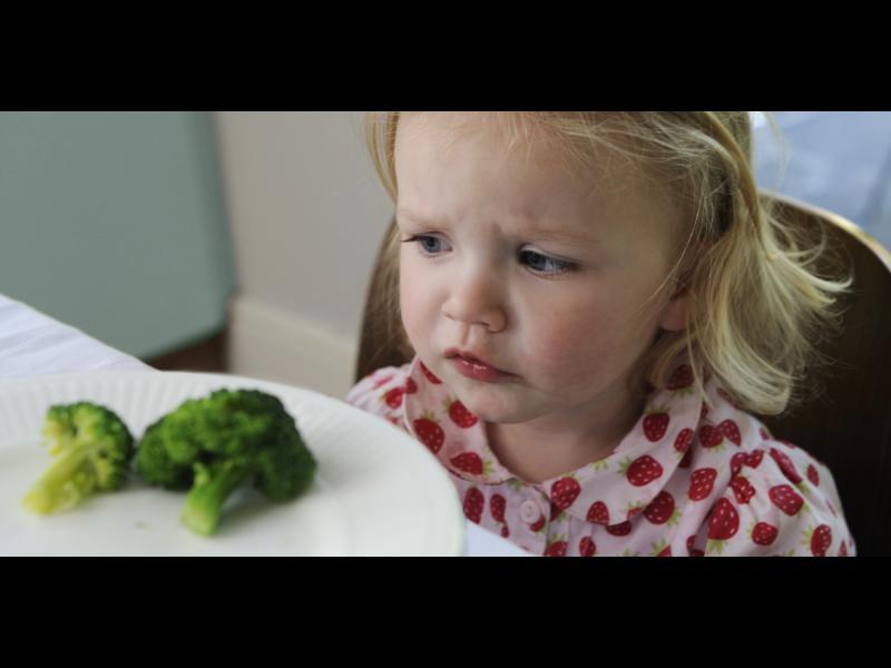 Защо децата мразят броколи, спанак и зеле?