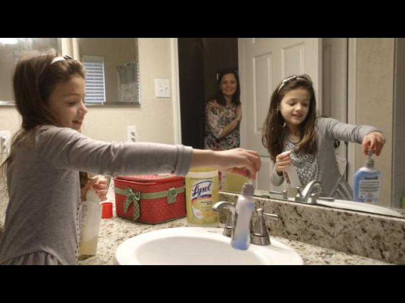 Домашните задължения за децата според възрастта