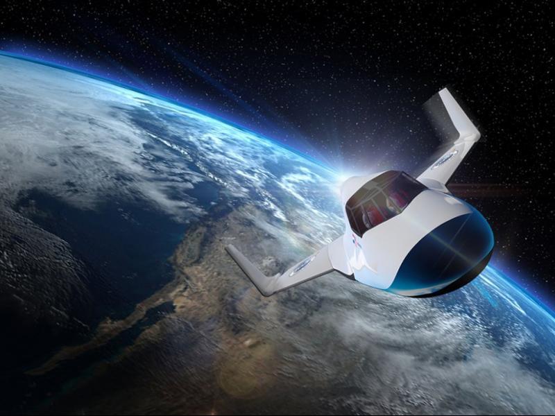 Бъдещето на самолетите - по-бързи, по-евтини и по-сигурни