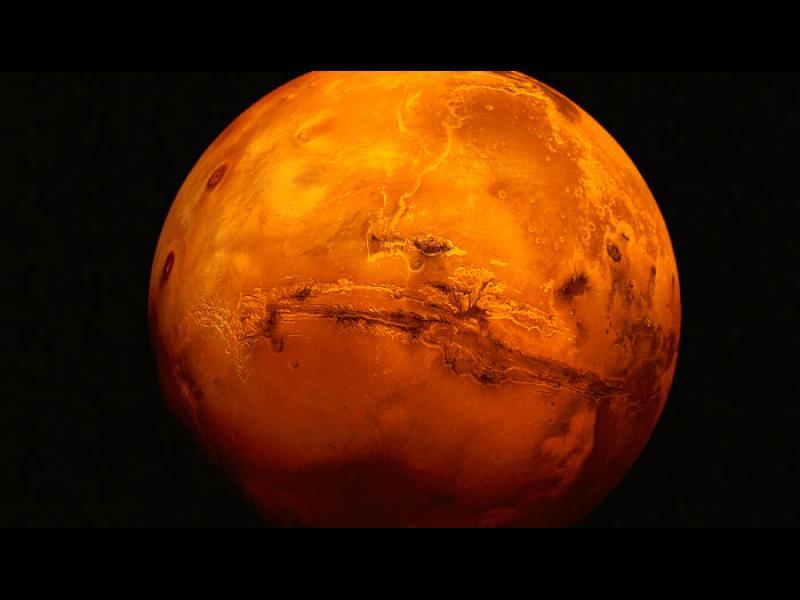 На Марс са открити възможни следи от съществуване на живот - картинка 1