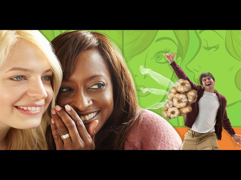 Яжте чесън, ако искате жените да ви харесват!