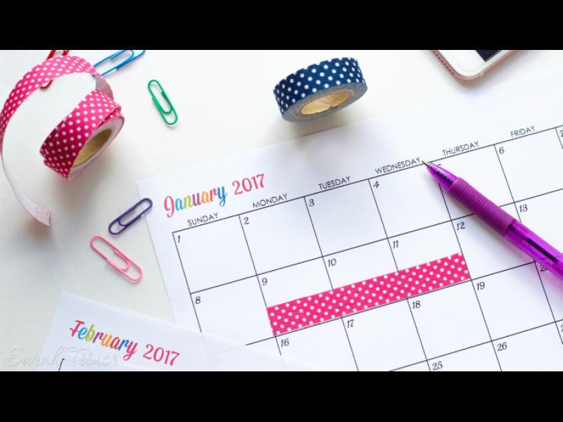 Направиха календар на жените с най-безумни хобита