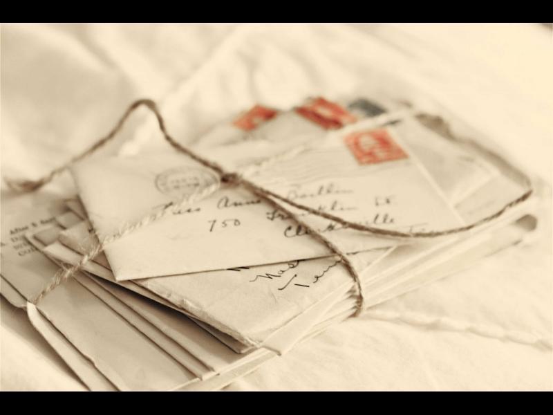 Писмо на един умиращ учител за учениците му