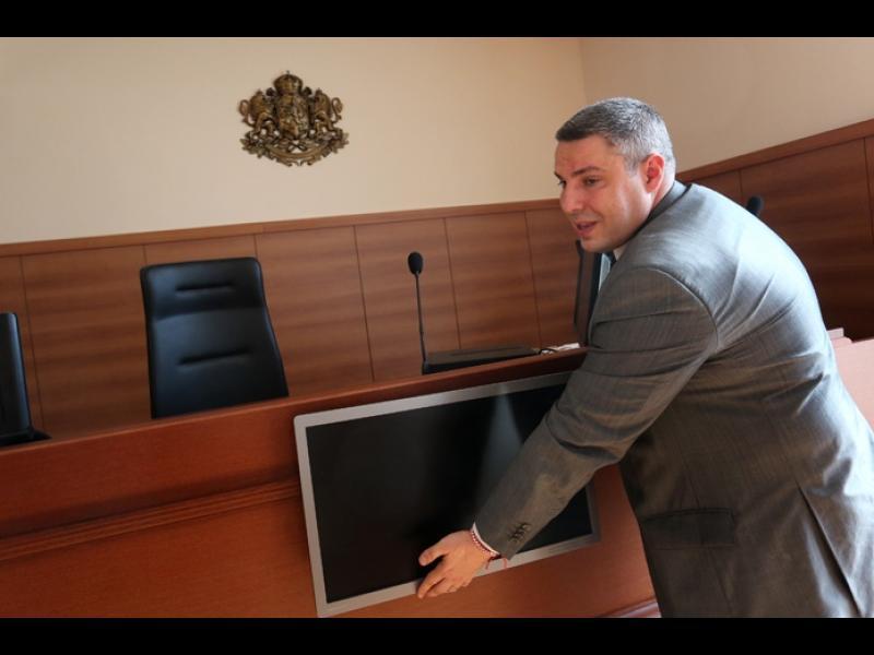 Шефът на Софийския районен съд хвърля оставка