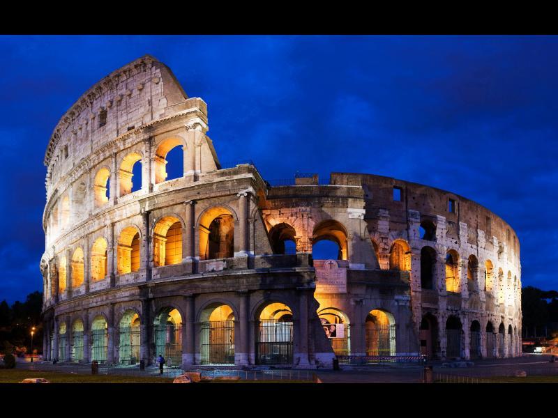 Как е изглеждал древен Рим? /ВИДЕО/