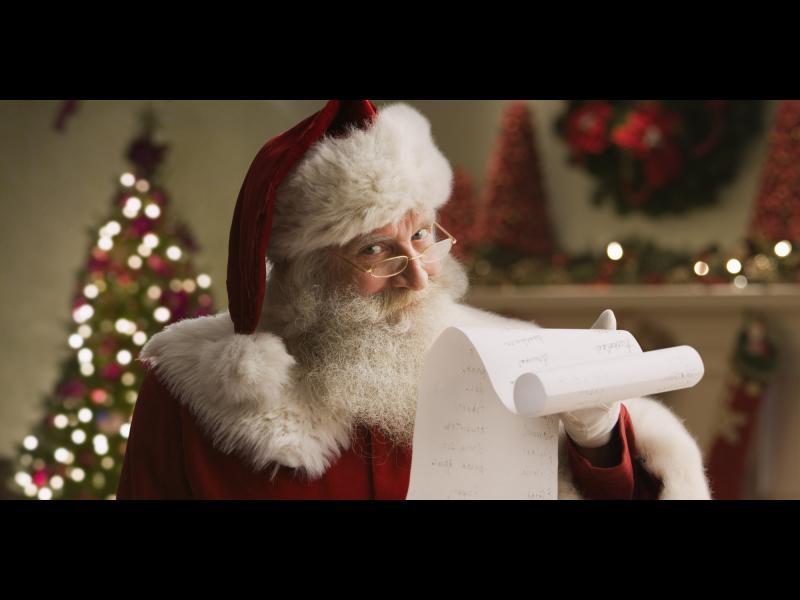 Ето как Дядо Коледа се сдоби с червено наметало през 1931 г.