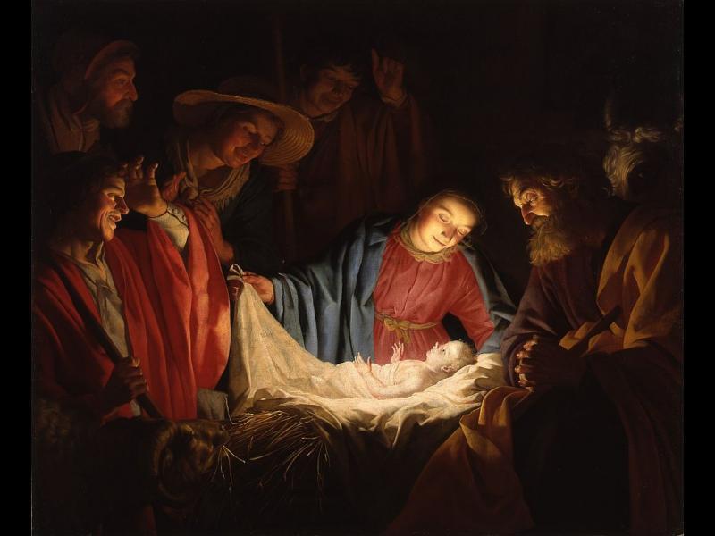 Защо празнуваме Рождество на 25 декември?