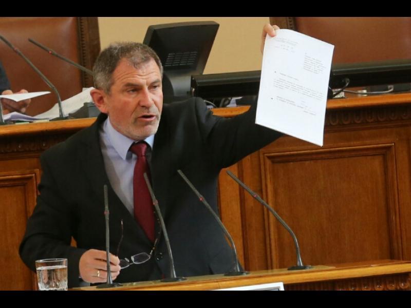 Еврейска организация обвинява депутат от ГЕРБ в антисемитизъм