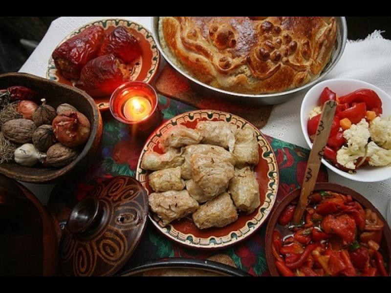 Пет храни, задължителни за българската празнична трапеза