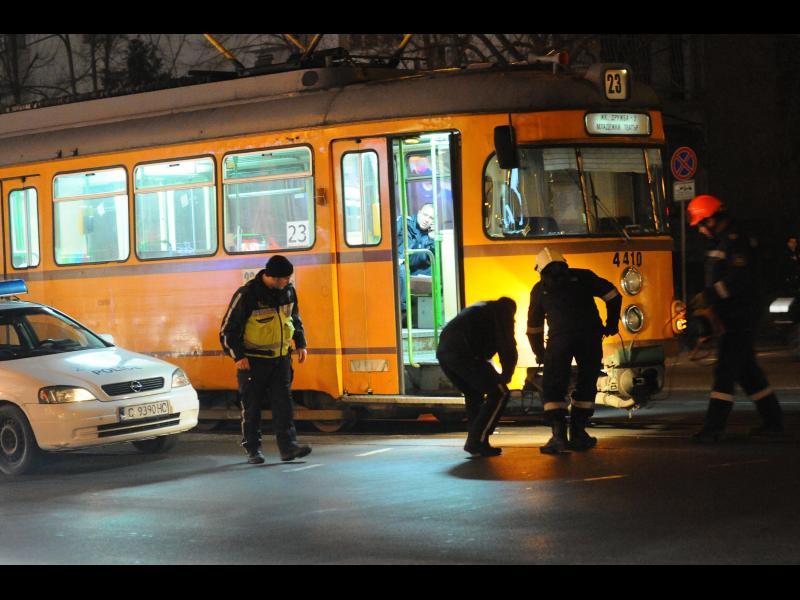Бракуваните трамваи на Бон от 50-те все още са по софийските улици