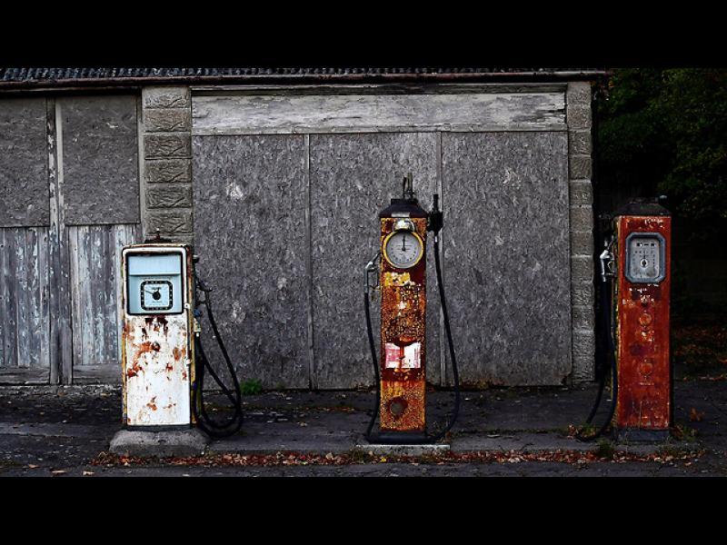 Нов живот за старите бензиностанции