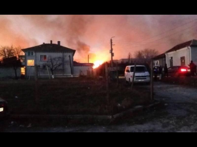 Влак се взриви край Шумен, има поне 4 жертви, над 20 ранени