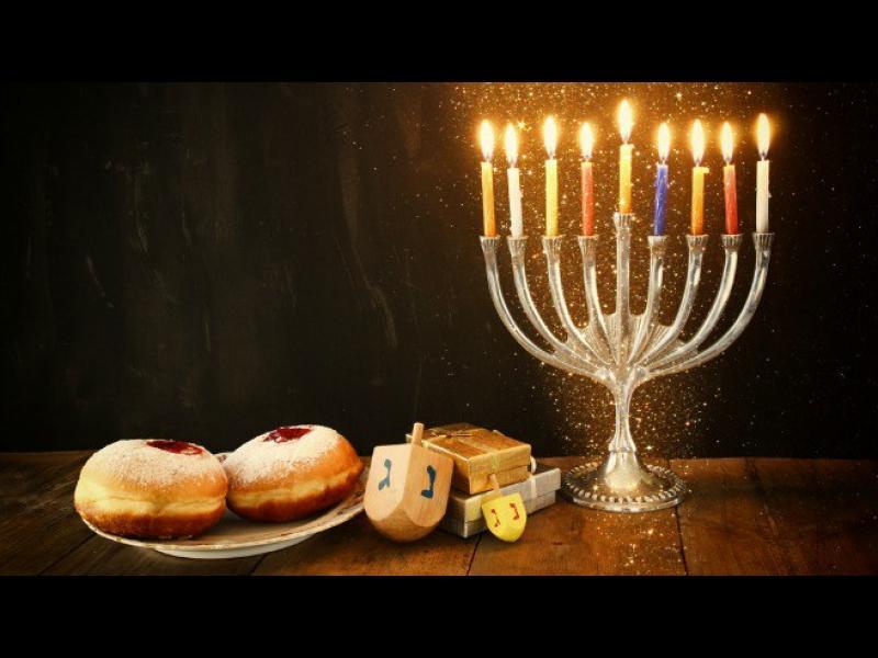 Ханука - празникът на светлината