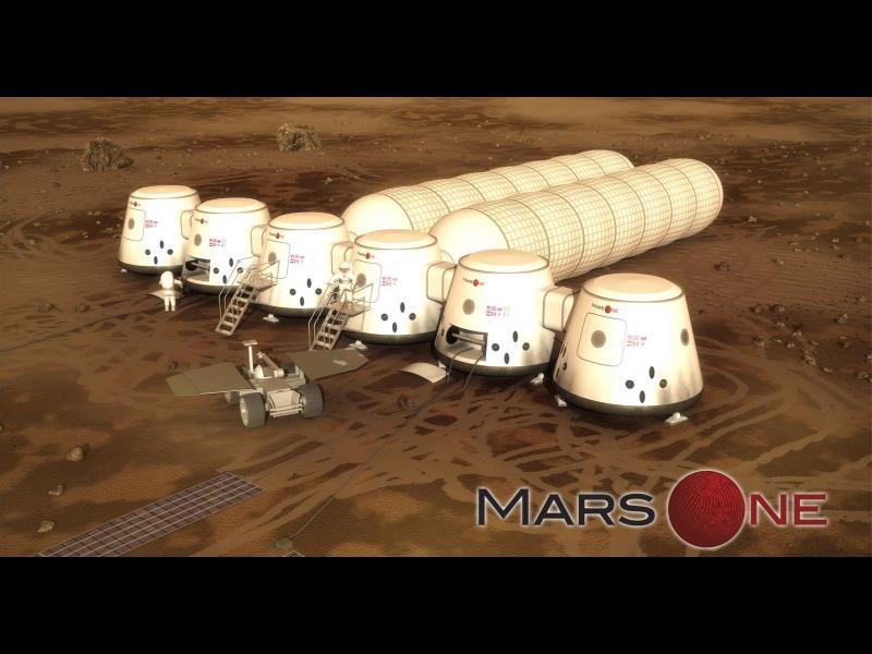 Заселването на Марс се отлага с 5 години