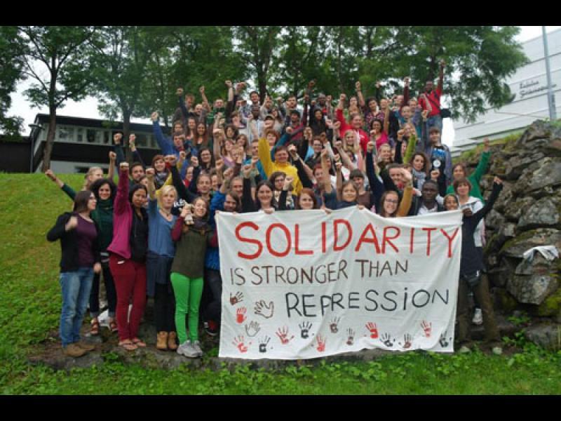 Солидарността - единствено оръжие срещу глобалните заплахи