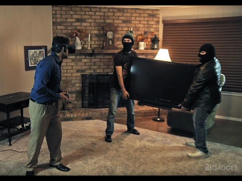 Комици осмяха главната опасност при потапянето във виртуалната реалност /ВИДЕО/