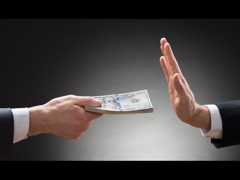 Можем ли да прекъснем веригата на корупцията?