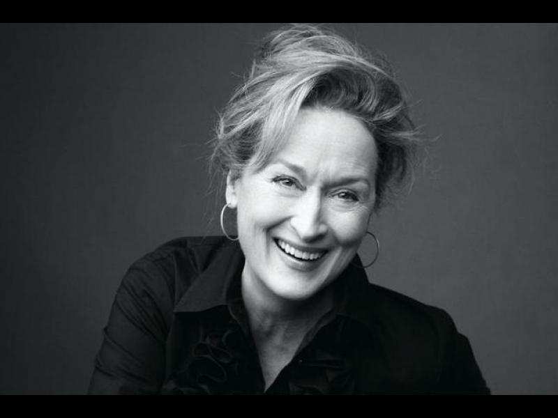 Мерил Стрийп: Всичко, което ни прави щастливи, е простичко