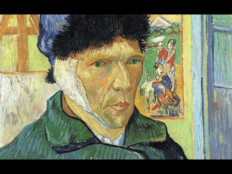 Защо Ван Гог отряза част от ухото си?