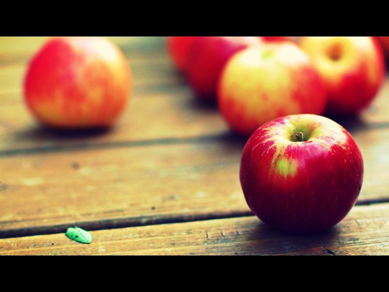 5 причини да ядем ябълки