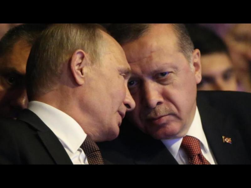 """Ердоган подписа закон за ратификация на споразумението по """"Турски поток"""""""