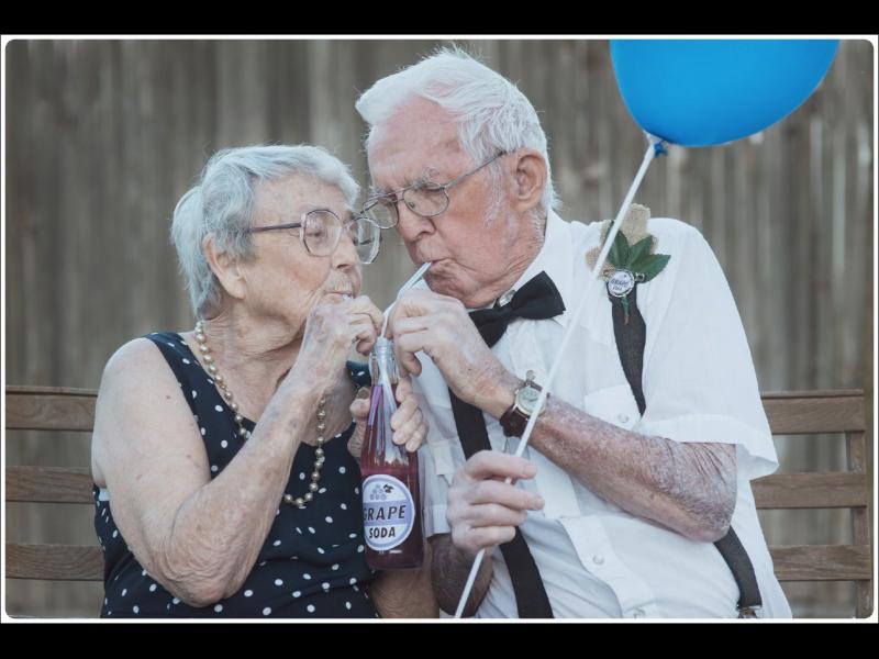 Тайната на един щастлив 82-годишен брак