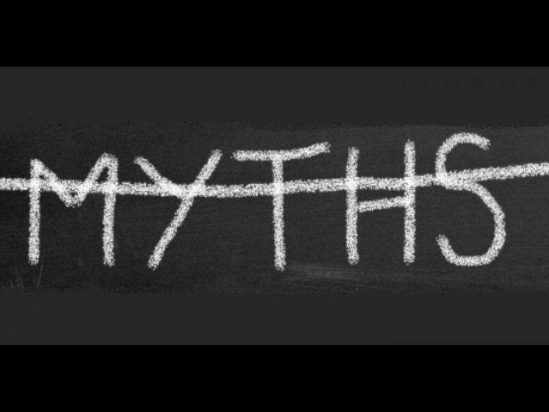 9 исторически мита, в които хората продължават да вярват