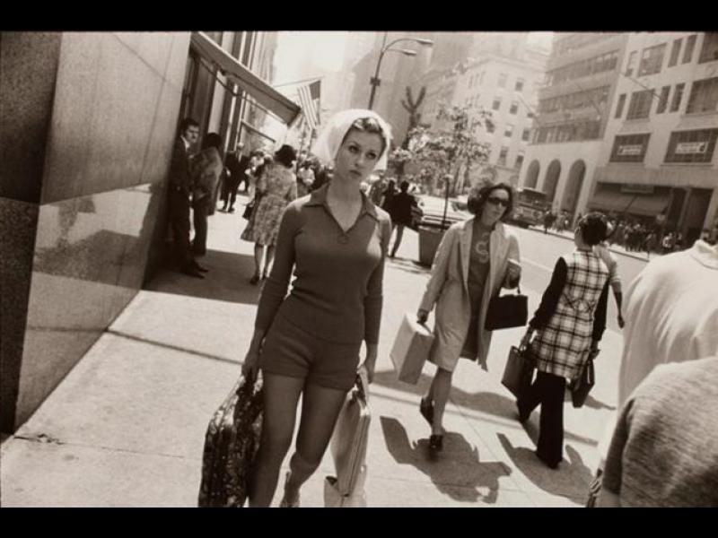 Мацки по улиците, кафенетата и баровете на Ню Йорк през 60-те и 70-те /ГАЛЕРИЯ/