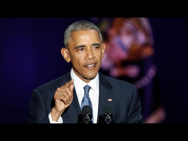 """Обама приключи мандата си с """"Да, ние го направихме"""" /ВИДЕО/ - картинка 1"""