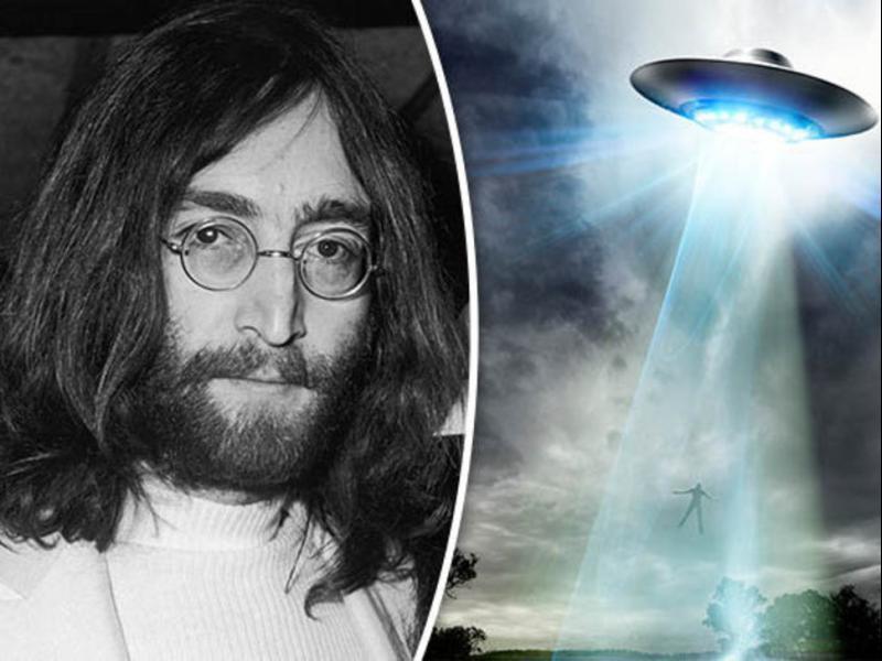 Джон Ленън убит, защото разказал истината за извънземните?